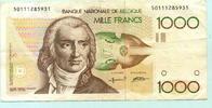 1000 Frank (1980-1996) Belgien,  III  45,00 EUR  +  7,00 EUR shipping