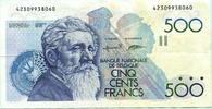 500 Frank (1980-81) Belgien,  III  19,50 EUR  +  7,00 EUR shipping