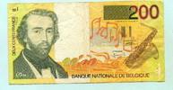 200 Frank (1995) Belgien,  III  15,00 EUR  +  7,00 EUR shipping