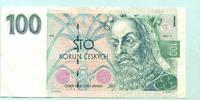100 Korun/Kronen, 1993 Tschechische Republik,  III  12,00 EUR  +  7,00 EUR shipping