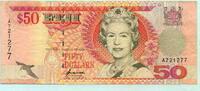 50 Dollars, (1996) Fiji,  III  30,00 EUR  +  7,00 EUR shipping