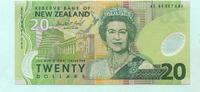 20 Dollars (1999) Neuseeland,  II  29,50 EUR  +  7,00 EUR shipping