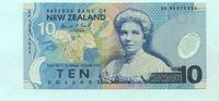 10 Dollars (1999) Neuseeland,  II  16,50 EUR  +  7,00 EUR shipping