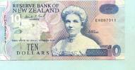 10 Dollars (1992-97) Neuseeland,  II  15,00 EUR  +  7,00 EUR shipping