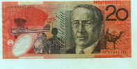 20 Dollars (1994) Australien,  III  37,50 EUR  +  7,00 EUR shipping