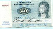 50 Kroner 1993 Dänemark,  III  15,00 EUR  +  7,00 EUR shipping
