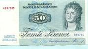 50 Kroner 1993 Dänemark,  I-II  15,00 EUR  +  7,00 EUR shipping