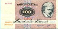 100 Kroner 1991 Dänemark,  III  22,00 EUR  +  7,00 EUR shipping