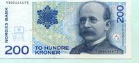200 Kroner 1994 Norwegen,  II  29,50 EUR  +  7,00 EUR shipping