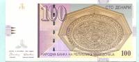 100 Denar 1996 Mazedonien,  Unc  8,00 EUR  +  7,00 EUR shipping
