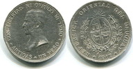 1 Peso 1917 Uruguay, Republik, ss  29,50 EUR  +  7,00 EUR shipping