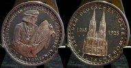 Ag Medaille 1928 Deutschland ~ Köln / der deutsche Dom - zur Erinnerung... 60,00 EUR  +  7,00 EUR shipping