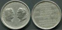 Zinn Medaille 1785 Altdeutschland ~ Hessen Kassel / 100 Jahrfeier der f... 85,00 EUR