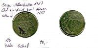 1/6 Taler  Sayn-Altenkirchen Christian Friedrich Karl Alexander 1751-17... 90,00 EUR  +  7,00 EUR shipping
