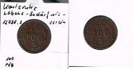 100 Pfg. o.J. Deutschland/Karlsruhe, Lebens-Bedürfniss-Verein E.G., ss/... 55,00 EUR  +  7,00 EUR shipping