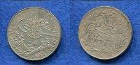 20 Qirsh, 1327(1913), Ägypten, Muhammad V.1909-1914, ss,  65,00 EUR