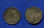 Doppel-Schilling, 1525, Mecklenburg, Heinrich V. 1503-1552, ss+,  295,00 EUR