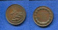 Br.-Medaille, 1829, Frankfurt, 300 Jahre Gymnasium, ss,  85,00 EUR  +  7,00 EUR shipping