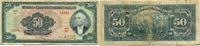 50 Lira, 1930/1942, Türkei,  IV,  593,00 EUR  +  17,00 EUR shipping