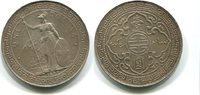 Trade Dollar, 1899, Großbritannien, Hongkong, ss,  65,00 EUR  +  7,00 EUR shipping