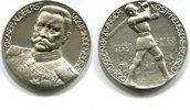 Ag.-Medaille, 1914, Deutschland, Generaloberst von Hindenburg, vz,  95,00 EUR  +  7,00 EUR shipping