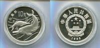 10 Yuan, 1988 China, Delfine, PP  59,00 EUR  +  7,00 EUR shipping