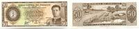 50 Guaranis 1952 Paraguay,  Unc  5,00 EUR