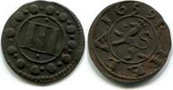 3 Pfennig 1659 Bentheim-Tecklenburg-Rheda für Rheda, Moritz 1623-1674, ... 105,00 EUR  +  7,00 EUR shipping