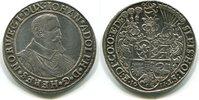 Taler 1611 Schleswig-Holstein-Gottorp, Johann Adolf 1590-1616, ss  945,00 EUR  +  17,00 EUR shipping