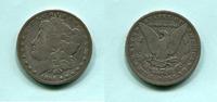 Morgan-Dollar 1895s USA,  f.ss  285,00 EUR  +  7,00 EUR shipping