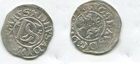 Doppelschilling, 1622 Pommern-Stettin, Bogilaw XIV. 1620-1625, f.ss  48,00 EUR  +  7,00 EUR shipping
