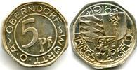 5 Pfennig 1918 Deutschland ~ Oberndorf / Silberabschlag, Ag Abschlag ~ ... 300,00 EUR