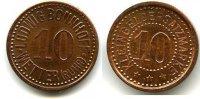 10 Pfennig o.J. Kaiserreich ~ Stadt Wetter - Ludwig Bonnhoff / Probe - ... 120,00 EUR