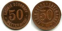 50 Pfennig o.J. Kaiserreich ~ Stadt Wetter - Ludwig Bönnhoff / Probe - ... 130,00 EUR  +  7,00 EUR shipping