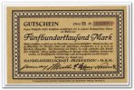 500.000 Mark 1923 Deutschland ~ Hamburg - Handelsgesellschaft Produktio... 60,00 EUR54,00 EUR  +  7,00 EUR shipping