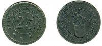 25 Pfennig, 1918 Deutschland ~ Stadt Werne ~ ss/vz  170,00 EUR135,00 EUR  +  7,00 EUR shipping