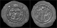 drachm 5-6th cent AD Hephthalites Hephthalites  Alchon Huns AR drachm VF  148,00 EUR  +  8,00 EUR shipping