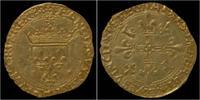 écu d'or 1515-1547AD France France François I écu d'or no date EF  899,00 EUR free shipping