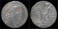 Seleucid Kingdom etradrachm Seleucid Kingdom Philip Philadelphos AR tetradrachm