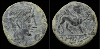 AS late 2nd cent B Spain Spain Castulo AE AS VF+  89,00 EUR free shipping