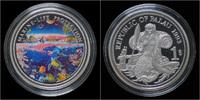 1 dollar 1993 Palau Palau 1$ 1993- Marine-life protection Proof  20,00 EUR  +  2,00 EUR shipping
