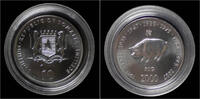 10 shilling 2000 Somalia Somalia 10 shilling 2000- Pig UNC  10,00 EUR  +  8,00 EUR shipping