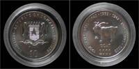 10 shilling 2000 Somalia Somalia 10 shilling 2000- Goat UNC  10,00 EUR  +  8,00 EUR shipping