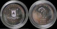 10 shilling 2000 Somalia Somalia 10 shilling 2000- Tiger UNC  10,00 EUR  +  8,00 EUR shipping