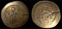 histamenon nomisma 1078-1081AD Byzantine Nicephorus III Botaniates elec... 359,00 EUR free shipping