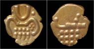 fanam 1663-1776AD India India Cochin Vira Raya Raja of Cochin AV fanam EF  79,00 EUR free shipping