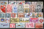 Ceskoslovensko Ceskoslovensko- lot stamps (ST555)   1,50 EUR  +  2,00 EUR shipping