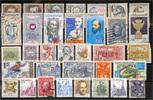 Ceskoslovensko Ceskoslovensko- lot stamps (ST561)   1,50 EUR  +  2,00 EUR shipping