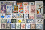 Ceskoslovensko Ceskoslovensko- lot stamps (ST563)   1,50 EUR  +  2,00 EUR shipping