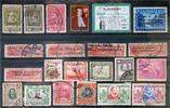 Ecuador Ecuador - lot stamps (ST688)   10,00 EUR  +  2,00 EUR shipping
